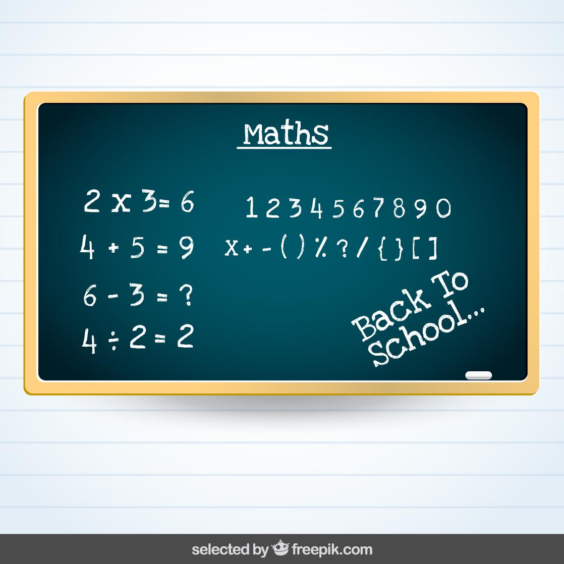 Результати екзамену — Математика