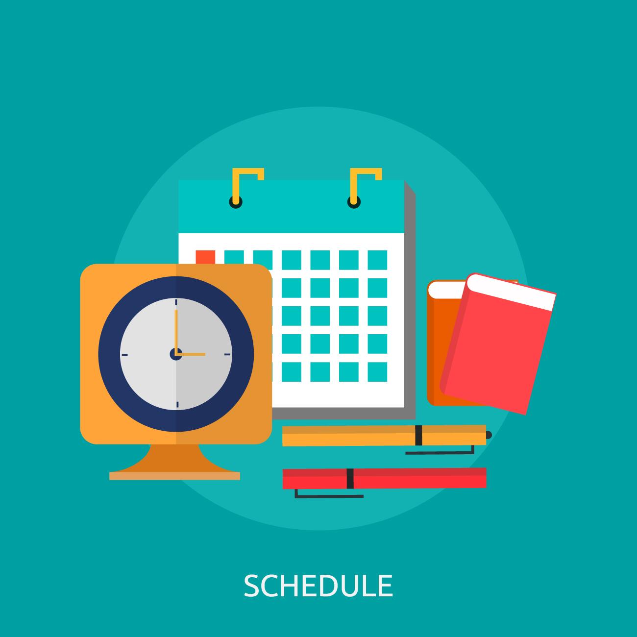 Розклад роботи відбіркових комісій на час реєстрації на ЗНО для вступу до магістратури